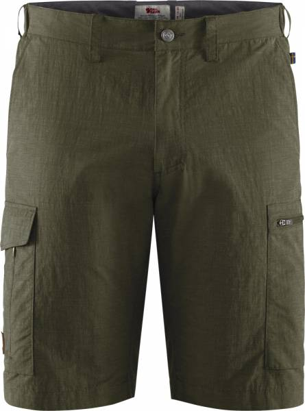 Fjällräven Travellers MT Shorts Men Berghose laurel green