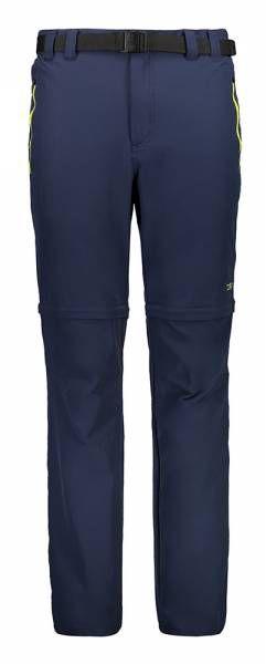 CMP Zip Off Pant Herren Trekkinghose cosmo (3T51647)