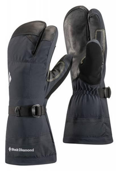 Black Diamond Soloist Finger Handschuh black