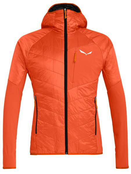 Salewa Ortles Hybrid TWR Jacket Herren Isolationsjacke red orange