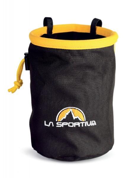 La Sportiva Chalk Bag schwarz-gelb