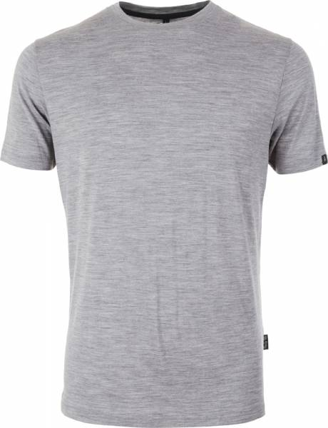 Pally´Hi Crew Neck Men T-Shirt heather grey
