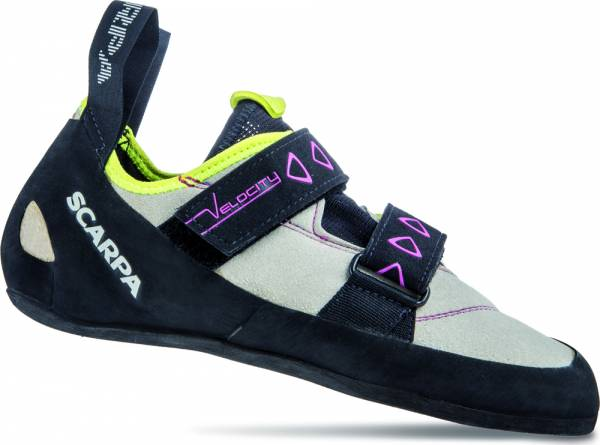 , Scarpa-Groesse:47, Scarpa-Farbe:lightgray/lime fluo