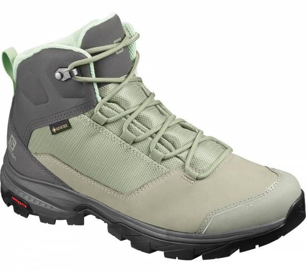 Salomon OUTward GTX Women Trekkingschuh Shad/Magnet/Spruce