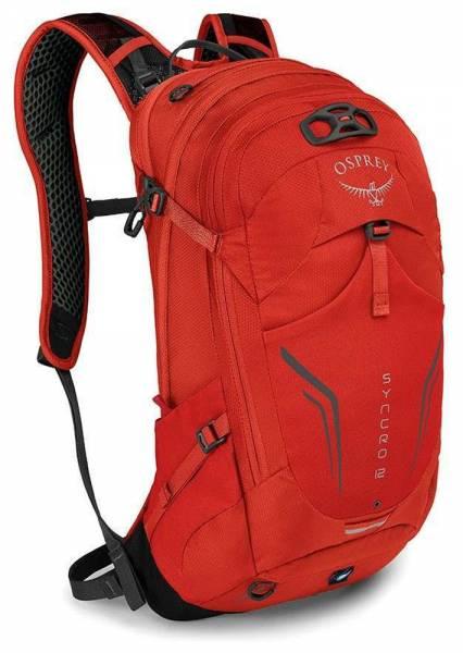 Osprey Syncro 12 Herren Wanderrucksack firebelly red