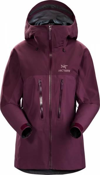 Arcteryx Alpha AR Jacket Damen Hardshelljacke rhapsody