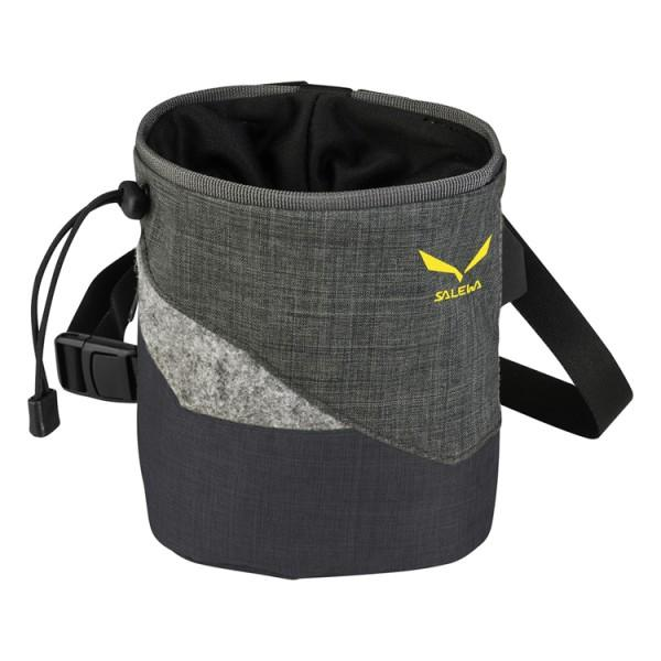 Salewa Chalkbag Horst carbon