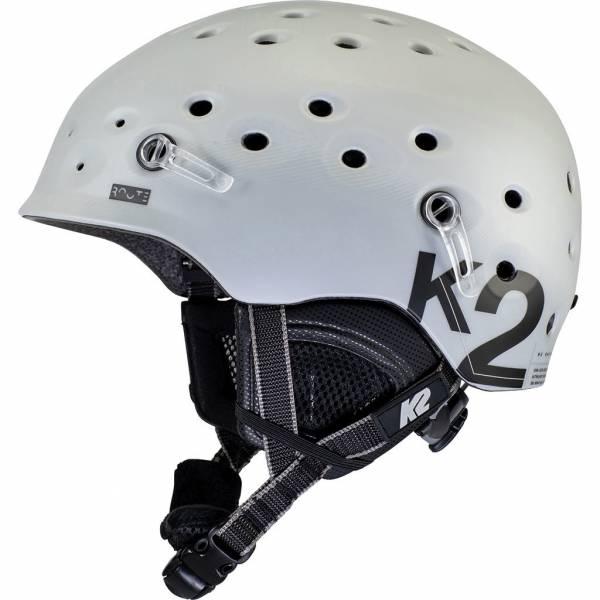 K2 Helmet Route white