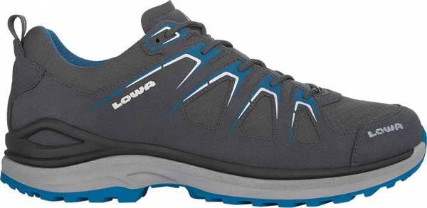 Lowa Innox EVO GTX LO asphalt-blau Wanderschuh