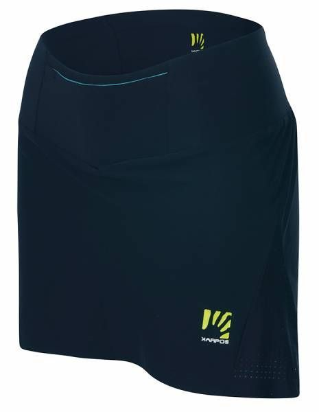 Karpos Lavaredo Run Skirt Damen Lauf-Rock sky captain