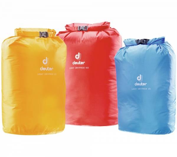 Deuter Light Drypack 25 sun