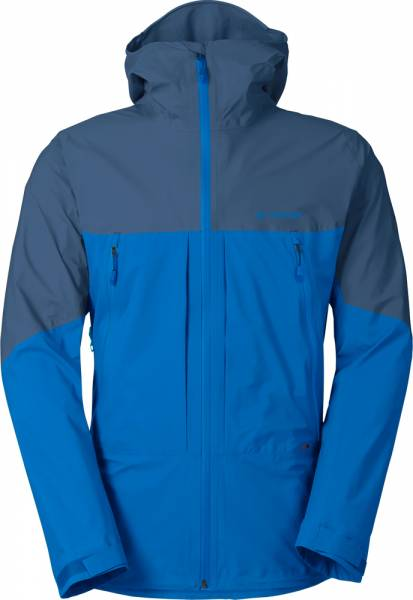 Vaude Croz 3L Jacket II Men radiate blue