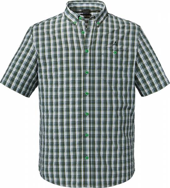 Schöffel Shirt Kuopio2 UV SH Men Funktionshemd citronelle