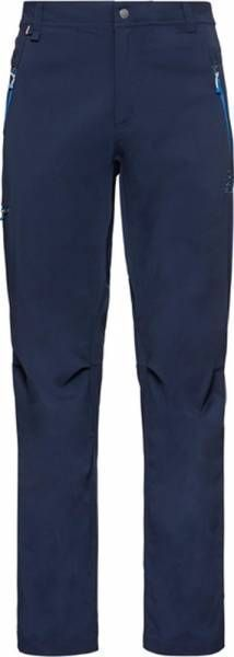 Odlo Wedgemount Pants Men Outdoor-Hose diving navy