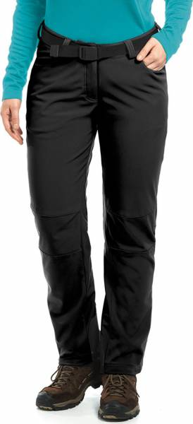 Maier Sports Tech Pants black Women Outdoorhose Langgröße