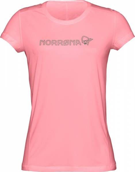 Norrona /29 tech T-Shirt Women Funktionsshirt Geranium Pink