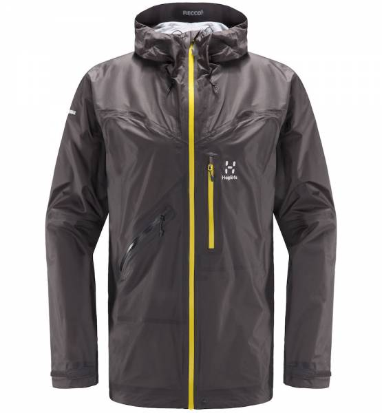 Haglöfs L.I.M. Crown Jacket Men Hardshelljacke magnetite