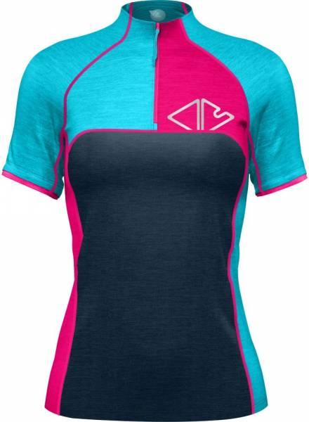 Crazy Idea Ionic T-Shirt Women Funktionsshirt laguna