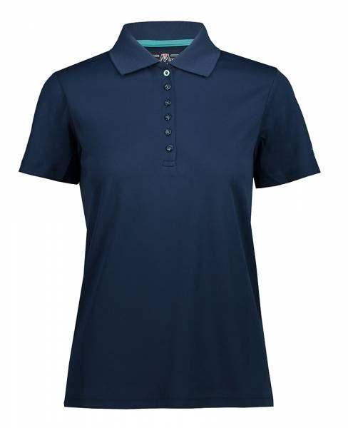 CMP Damen Polo blue (3T59676)