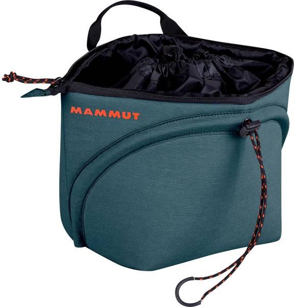 Mammut Magic Boulder Chalk Bag dark chill