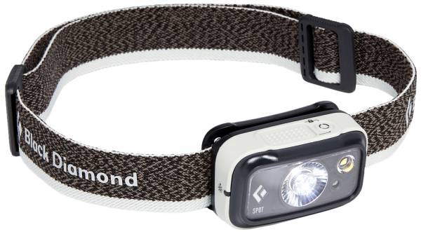 Black Diamond Spot 325 Lumen Headlamp aluminium