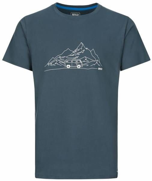 LACD Van T-Shirt Men midnight navy