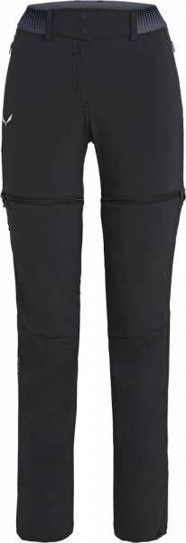 Salewa Pedroc DST 2/1 Pant Women Hose black out