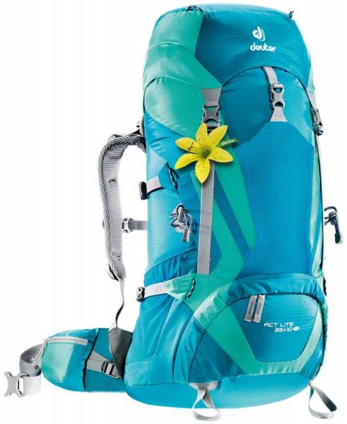 Deuter ACT Lite 35 + 10 SL Women petrol-mint
