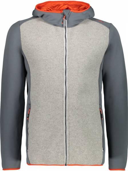 CMP Jacket Fix Hood Men Wolljacke Antracite