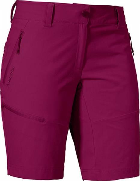 Schöffel Shorts Toblach2 Women Bergshort beet red
