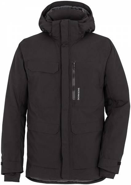 Didriksons Sebastian USX Jacket Herren Winterjacke black