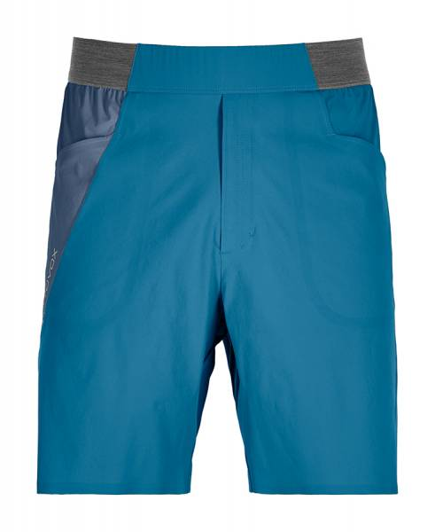 Ortovox Piz Selva Light Shorts Herren Berghorts blue sea