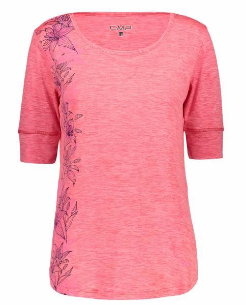 CMP T-Shirt Women Funktionsshirt gloss melange (39T5756)-Copy