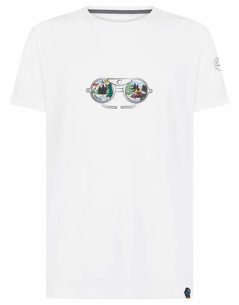 La Sportiva View Herren T-Shirt white