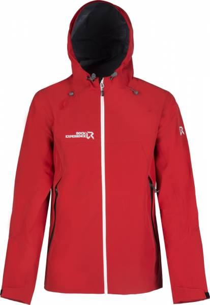 Rock Experience Everest Men Jacket high risk red