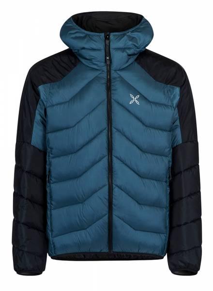 Montura Dust Duvet Jacket Herren Isolationsjacke blu cenere/nero