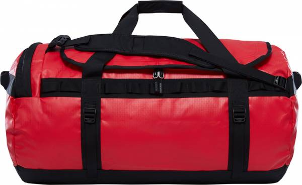 The North Face Base Camp Duffel L Reisetasche tnf red / tnf black