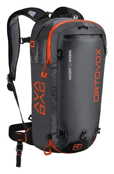 Ortovox Ascent 22 Avabag Kit black anthracite - erst wieder lieferbar ab Anfang Februar