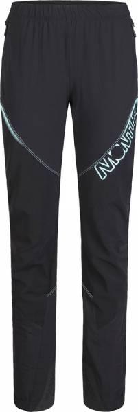 Montura Upgrade 2 Pants Women nero/ice blue