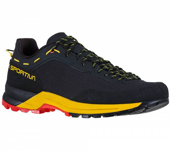La Sportiva TX Guide Men Trailrunningschuh Black/Yellow