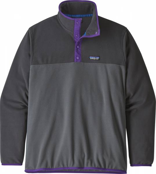 Patagonia Micro D™ Snap-T® Pullover Men forge grey