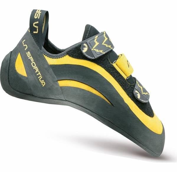 La Sportiva Miura VS Kletterschuh yellow/black