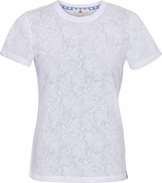 Berglilie Carmen Women T-Shirt weiß