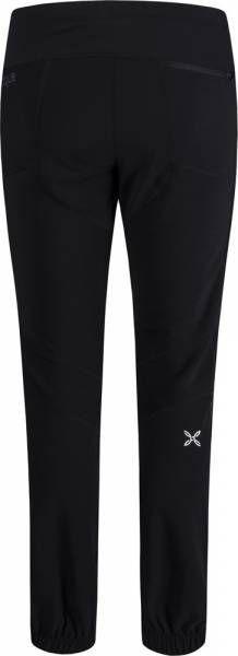 Montura Evoque 2 Pants -5 cm Herren Softshellhose nero