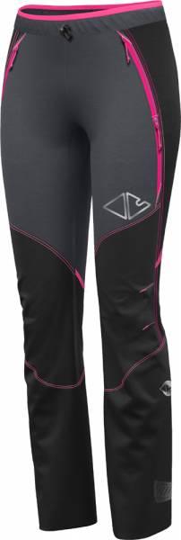 Crazy Idea Zenith Pant Women Skitourenhose black/pink