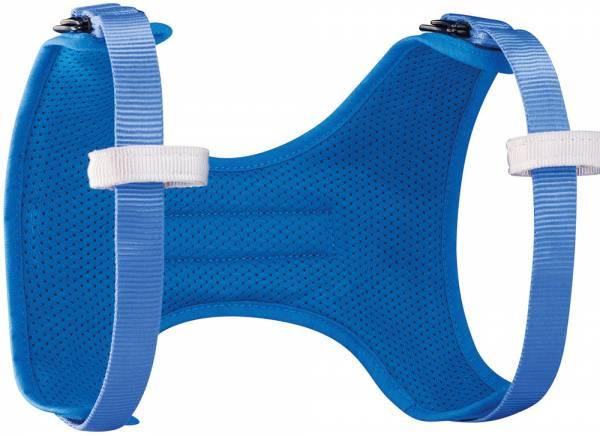 Petzl Body Kinder Brustgurt blau