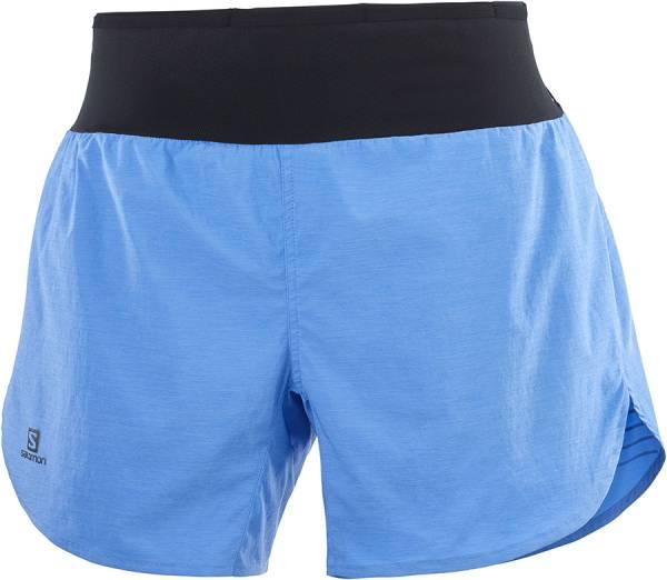Salomon XA 2in1 Short Damen Running-Short marina/heather