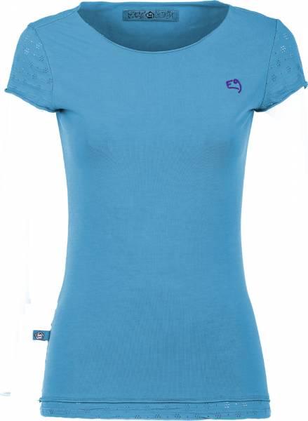 E9 Rica Women cyan T-Shirt