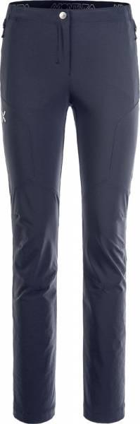 Montura Rolle Pants Women Berg/Trekkinghose Blu Notte