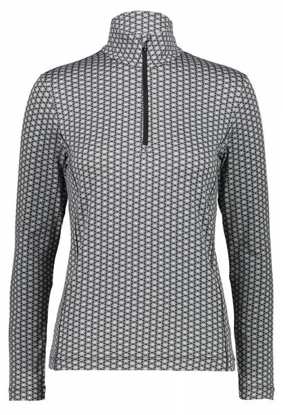 CMP Sweat Printed Damen Langarmshirt nero (39L2696)